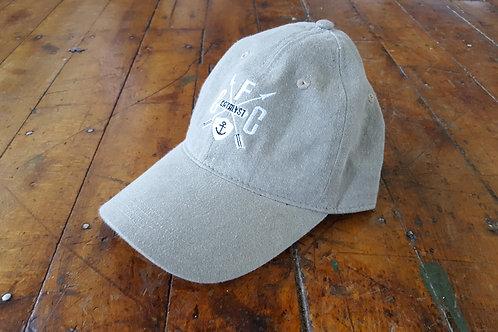 York County Dad Hat- Khaki