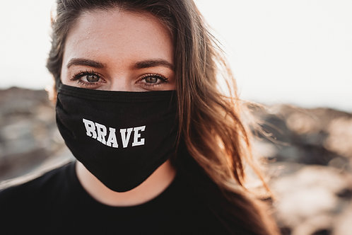 Brave; Face Cover