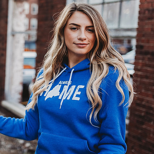 Always Home V2 Women's Fleece Hoodie
