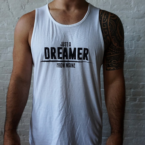 Just a Dreamer From.. Men's Tank