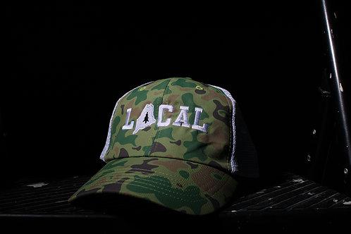 LOCAL UPF 50 Meshback