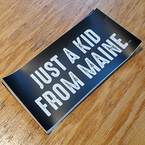 JAKFM Bumper Sticker