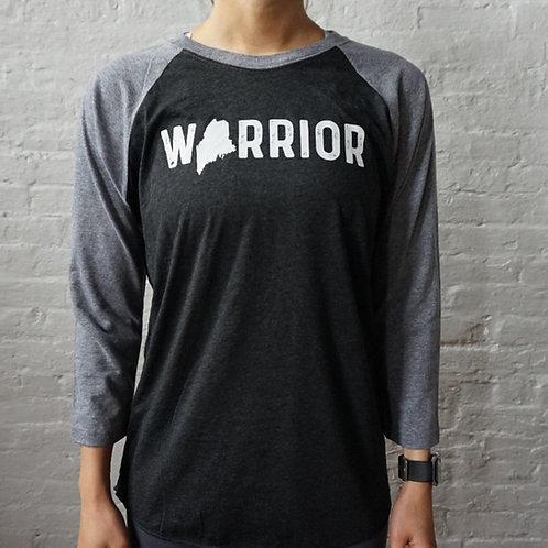 Warrior Women's 3/4 Shirt