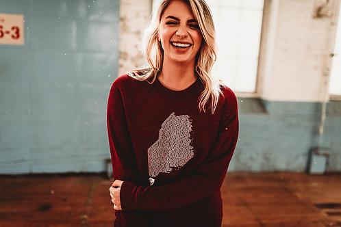JAKFM Women's Represent Sweater