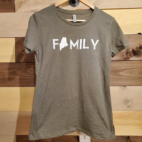 Family Women's Shirt