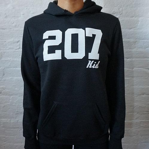 207 Kid Women's Hoodie