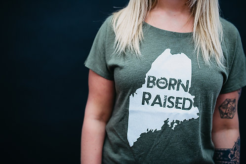 Born & Raised Dolman V4