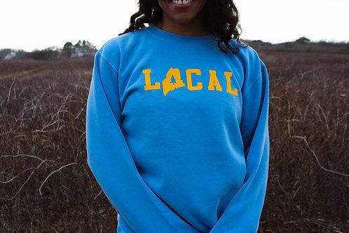 Local Unisex Dyed Sweatshirt