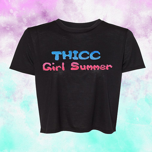 TGS Cropped Shirt
