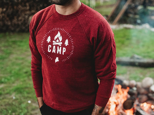 Campfire Unisex Fleece Sweater