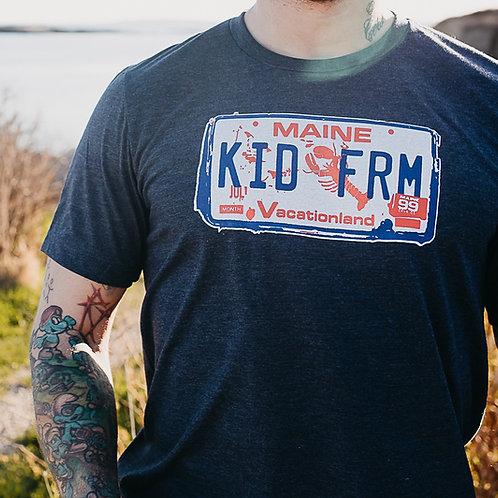 JAKFM State Plates Men's Shirt