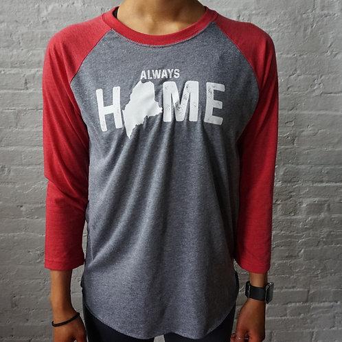 Always Home Women's 3/4 Shirt