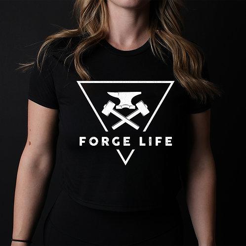 Forge Life Cropped Shirt V2