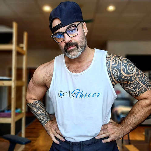 Only Thiccs Men's Tank