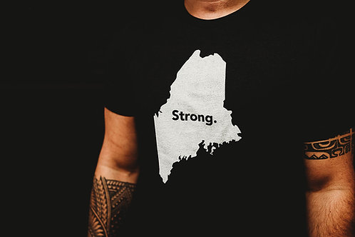 Maine Strong Youth Shirt