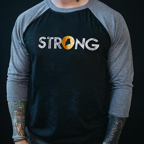 Strong Unisex 3/4 Shirt