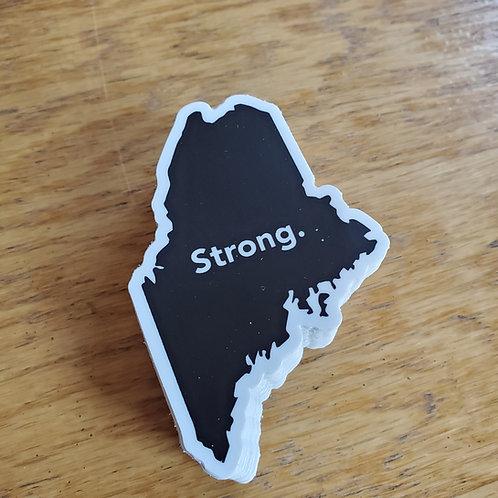 Maine Strong Sticker