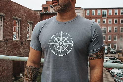 Explore More Men's Compass Shirt