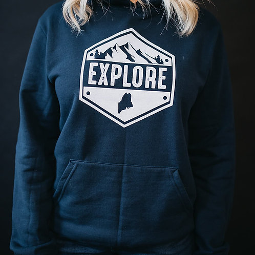 Explore Mountain Edition Women's Hoodie