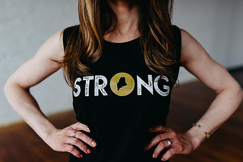Strong Women's Muscle Tank