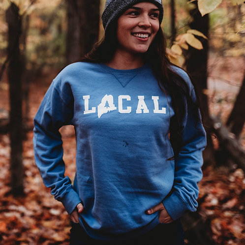 Local Dyed Crewneck Sweater