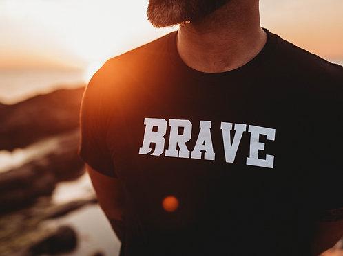 Brave; Men's Shirt
