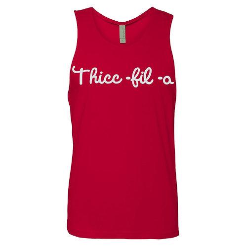 Thicc-Fil-A Men's Tank