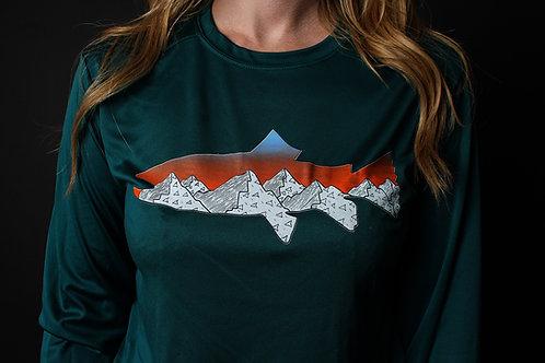 Into the Wild Unisex UPF LS Shirt