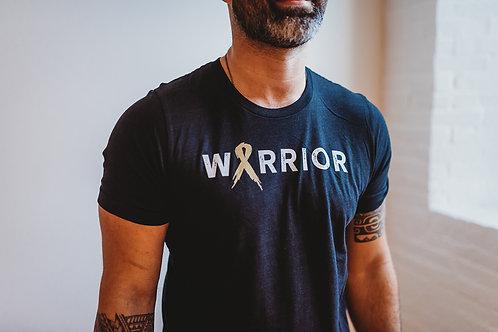 Warrior Ribbon Men's Shirt (Multicolor)