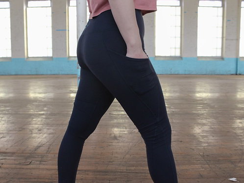 Maine Love Yoga Legging