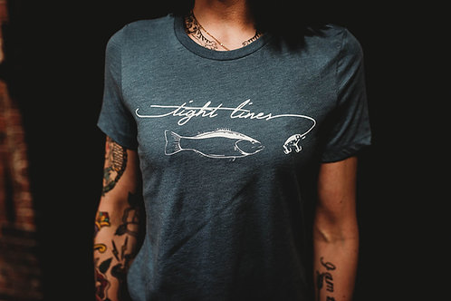 Tight Lines Women's Shirt