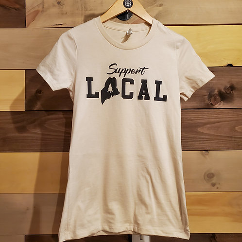 Support Local Women's Shirt