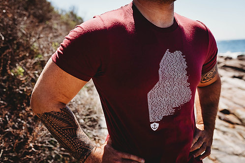 JAKFM Men's Represent Shirt