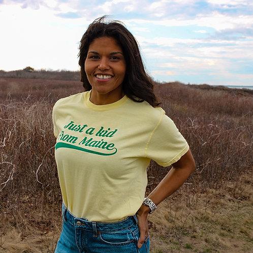 JAKFM Unisex Vintage Dyed Shirt