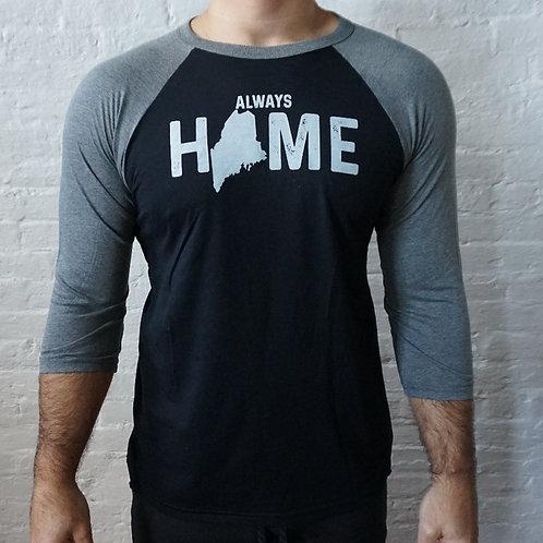Always Home Men's 3/4 Shirt