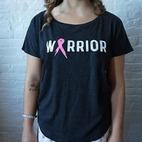 Warrior Pink Ribbon Dolman