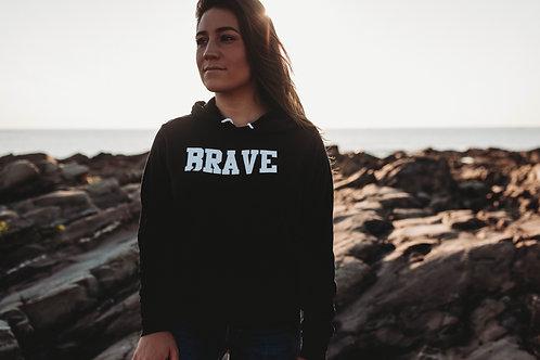 Brave; Women's Hoodie