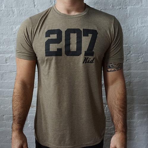 207 Kid Men's Shirt V1