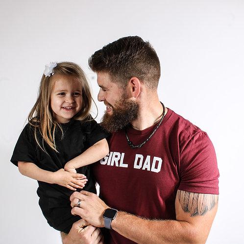 Girl Dad Men's Shirt V1