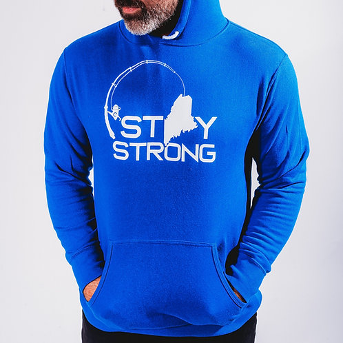 Stay Strong Unisex Hoodie