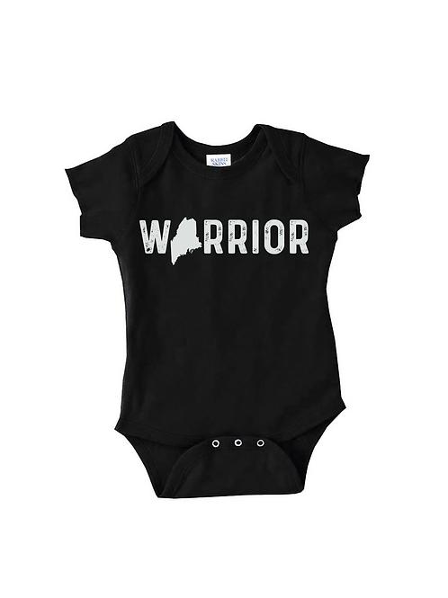 Warrior Infant Onesie