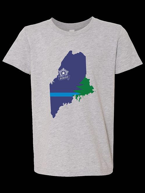 Bicentennial Maine Youth Shirt