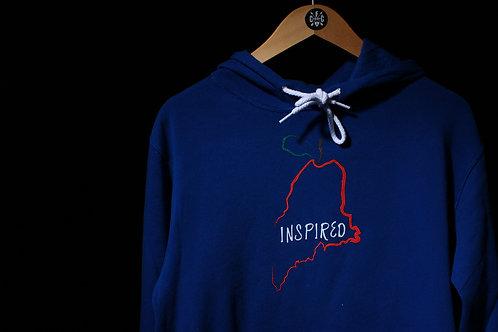 Inspired Unisex Fleece Hoodie