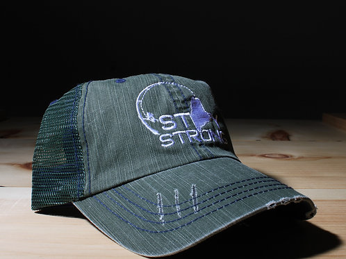 Stay Strong Fisherman's Cap
