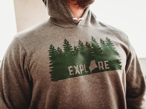 Explore Men's Pines Hoodie