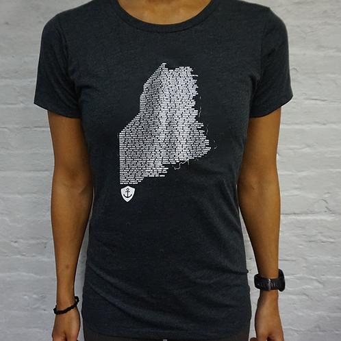 JAKFM Women's Represent Shirt