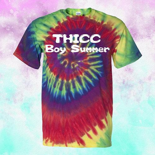 TBS/TGS Unisex Tie Dye Shirt