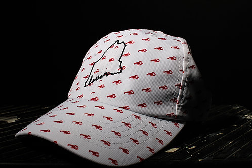 Maine Love Lobster Trap Hat