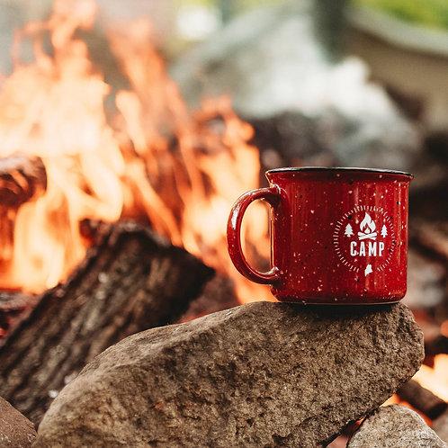 Campfire Camp Mug
