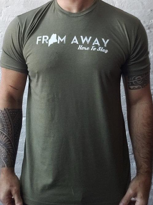 From Away Men's Shirt